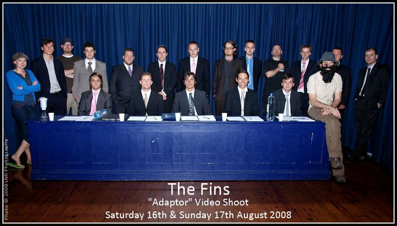 Adaptor Cast and Crew
